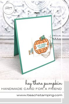 Today I am sharing some adorable Stampin' Up! Fall cards with lots of tips on how to get great card texture to make your projects pop. Fast, easy and uses up your scraps - come check out my handmade fall card ideas! Free Tips, Fall Cards, Free Paper, Stamping, Card Ideas, Card Making, Paper Crafts, How To Get, Make It Yourself
