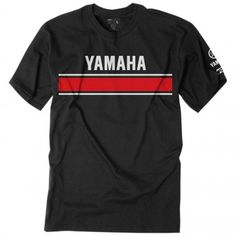 Factory Effex Official Yamaha Retro Casual Mens Short Sleeve Premium T-Shirts