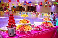 Candy land Quince at Palacio de los Presidentes – Laredo Weddings and Quinces