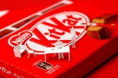 Kit Kat(ネスレ日本 キットカット)