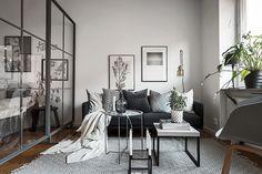 Studio apartment Follow Gravity Home: Blog - Instagram - Pinterest - Facebook - Shop