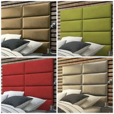Decorative wall panels are available in many different colors. Pick your choice! #vantpanels