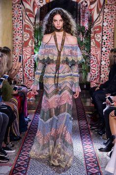 Women's Spring Summer Collection Fashion Show   -  Roberto Cavalli Slovenia