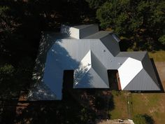 American Roofing can install a new metal roof on your house or business American Roofing, Metal Roof, Canning, Business, House, Home, Store, Home Canning, Business Illustration
