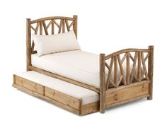 At La Lune Collection we are big fans of bunk beds and trundle beds – and we know we're not alone. Bunks and trundles are styish, functional space savers.