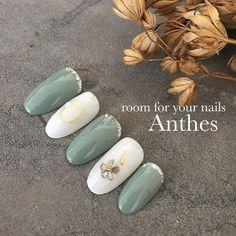 秋/冬/フラワー/シェル/ワイヤー - アンセス*okayamaのネイルデザイン[No.3489379]|ネイルブック Nail Ring, Ring Watch, Flower Nails, You Nailed It, Nail Designs, Nail Art, Javanese, Beauty, Wire