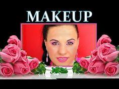 TUTORIAL:Makeup/Un trucco tutto rosa inspirato alle Rose rossa :)
