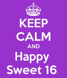 Happy Sweet 16th Birthday To My Best Friend Madison Howard I Hope