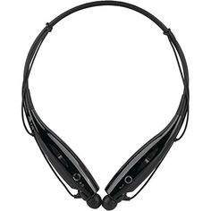 cool LG Electronics Tone+ HBS-730 Bluetooth Headset – Retail Packaging – Black
