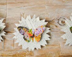 Schmetterling Frohsinn Garland