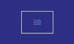 Toronto Film Society Branding & Mag