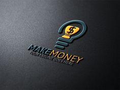 Make Money Logo Templates BUNDLE Editable – 100 Re-sizable – 100 vectorsVertical & horizontal layou by Josuf Media Business Card Logo, Business Design, Money Logo, Teaching Money, Money Tattoo, Bag Quotes, App Logo, Bookmark Template, Custom Logo Design