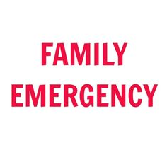Family Emergency Hi friends!  Our family took a major hit a day ago and I won't be able to check Posh as often or return shares.  I will still get on each day to check for questions, comments or purchases.  I just need to spend time with my family.  Thank you so much for your patience and understanding. Other