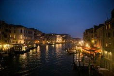 Venice! I'll be there soon!