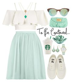 """""""To be continued..."""" by goycotwo ❤ liked on Polyvore featuring MANGO, Topshop, Vans, Marc by Marc Jacobs, HomArt, Karen Kane, LC Lauren Conrad, Kate Spade, outfit and vans"""