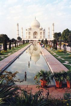 Built in memoriam to the third, and favorite, wife of Shah Jahan, Mumtaz Mahal,visiting the incredible Taj Mahal is on my bucket list.  See the world with Princess Cruises. #PrincessCruises #travel #escape