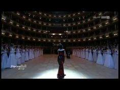 Romanian soprano Angela Gheorghiu - Habanera/I could have danced all night