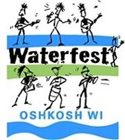 Waterfest Oshkosh WI every Thursday night on the Fox River from June-Aug.