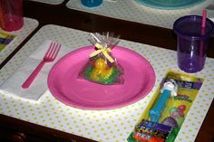 Life Frosting: Easter Kids table