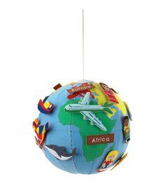 world globe, by conranshop