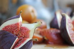 Figs from the kitchen of Kemp & Kemp wedding caterers http://kempandkempcatering.co.uk/