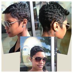 I love short hair!