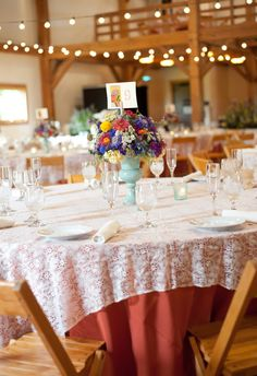 sweet vintage wedding at cobblestone farm