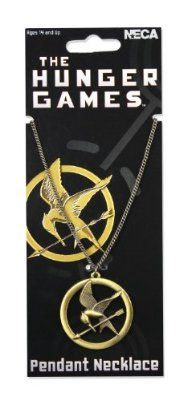 The Hunger Games mocking jay Necklace Pendant.