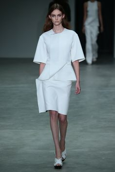 Calvin Klein Collection RTW Spring 2014 - Slideshow