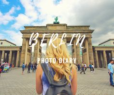 Berlin is a city that's been on our travel list for a while now, and this year we finally booked a short 3 night stay in the German capital. We visited in July