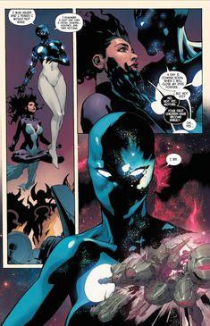 Captain Universe, Marvel Comic Universe, Comics Universe, Marvel Art, Cosmic Comics, Avengers Comics, Marvel Comic Character, Marvel Characters, Female Superheroes And Villains