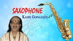 #Carnatic #Classical #Instrumental #Music #IndianClassical #Saxophone - Dr. Kadri Gopalnath - Baagilanu Teredu in Saxophone