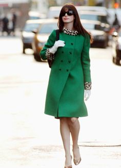 green trench > always liked this look