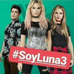 Nueva foto promocional de Soy Luna 3