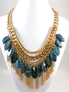 Egyptian Queen - Jewelry creation by Madalynne Homme
