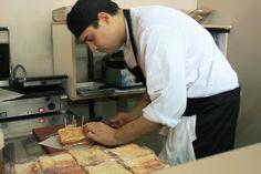 In cucina - ph. C. Pellerino