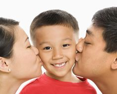 Photo about Asian mother and father kissing opposite cheeks of smiling son in front of white background. Image of asian, portrait, affection - 2771924 Mother And Father, Sons, Parents, Asian, Stock Photos, Couple Photos, Kissing, Philippines, Image