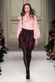 Kristina Ti Milano - Collections Fall Winter 2016-17 - Shows - Vogue.it