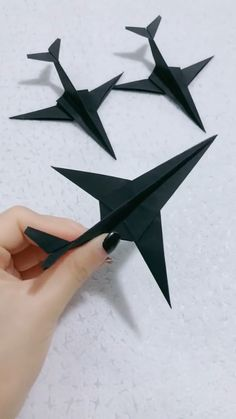 Easy paper craft for kids ✈
