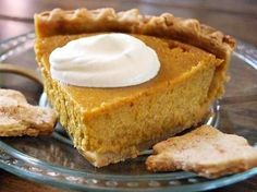 Ask Alisa: Do you have a good pumpkin pie recipe that is milk-free and soy-free? - Go Dairy Free