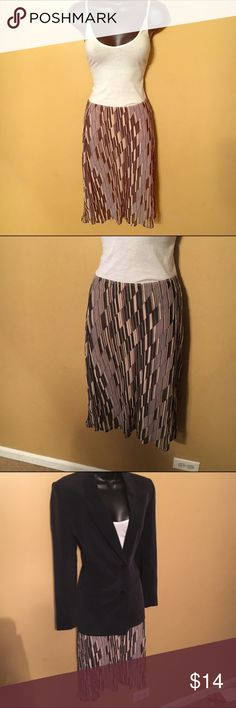EXPRESS Dress Skirt Size: small. Brand : EXPRESS. Color: brown. Great for work. Express Skirts
