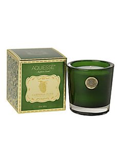 Aquiesse - Cambria Pine Candle... nothing beats a Christmas-scented candle
