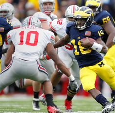 College Football  Who Should Play on Rivalry Week. Ohio State ... 21e3e70b9