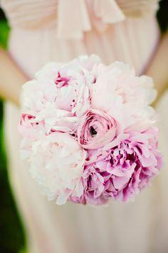 Brides: A Romantic Garden Wedding at the Horticulture Center in Philadelphia