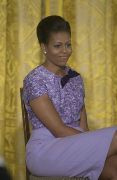 First Lady Michelle Obama!                                                                                                                                                                                 More