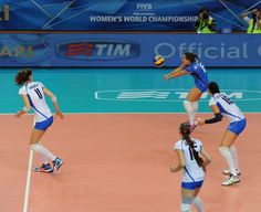 #volleymondiali14 #FIVBWomensWCH #volley #volleyball #teamitaly