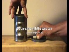 How To Build a Mountain Ranger Wood Gas Camp Stove