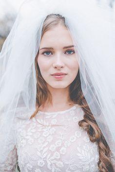 Brautschleier offene haare  Brautschleier richtig aussuchen | Brautfrisuren lange haare ...