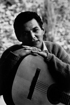 Antonio Carlos Jobim.  A great composer, musician, and collaborated with Stan Getz, Sinatra, and others.