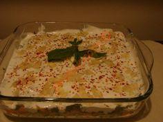 Renkli Patates Pastası Tarifi